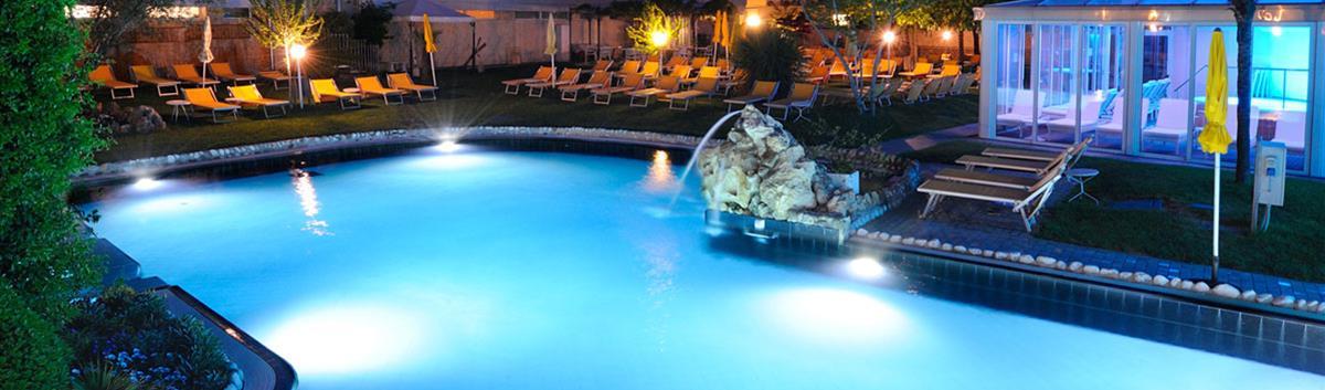Panoramic Hotel Plaza Abano Terme Pd